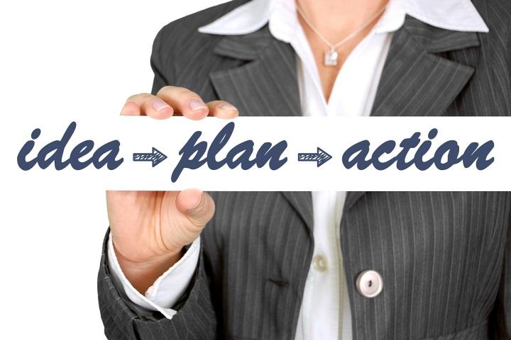 Businessplan-Erstellung
