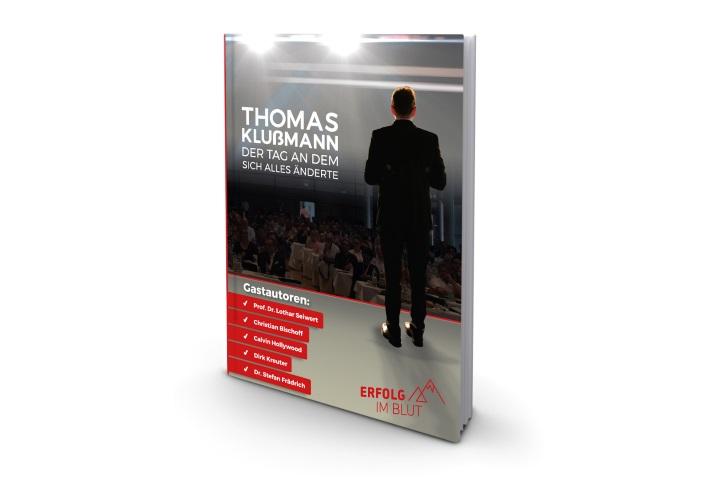 Thomas Klußmann Buch zur Persönlichkeitsentwicklung