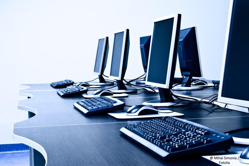 Hardware, IT und Festnetz/DSL für effizientes Arbeiten