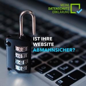 DSGVO Datenschutz-Service für Webseiten/Datenschutzerklärung
