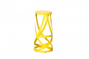 """RIBBON"" Hocker in gelb von cappellini -..."